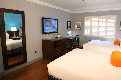 Blvd Hotel & Suites-Walking Distance To Hollywood Walk Of Fame - Los Angeles - Makuuhuone