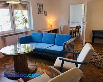 Design Apartaments - Ostrów Wielkopolski - Living room