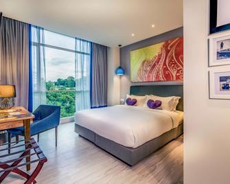 Mercure Kota Kinabalu City Centre - Kota Kinabalu - Bedroom