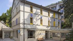 Youth Hostel Montreux - Монтрё - Здание