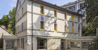 Youth Hostel Montreux - מונטרה - בניין