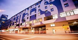 Hotel Zeitgeist Vienna Hauptbahnhof - Wien - Bygning