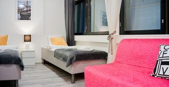 Inntourist Hostel - Helsinki - Habitación
