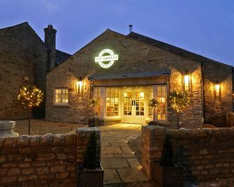 The Morritt Country House Hotel & The Garage Spa - Barnard Castle - Building