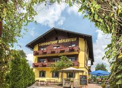Landgasthof Hotel Röfleuten - Pfronten - Bâtiment