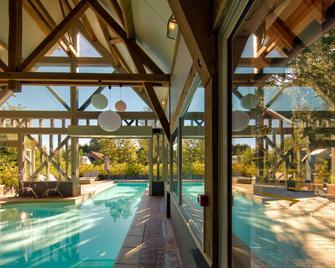 Hotel Du Grand Cerf & Spa - Lyons-la-Forêt - Bazén