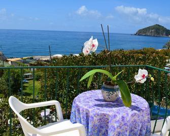 Hotel Maronti - Barano d'Ischia - Balcony