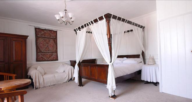 Oak House B&B - Melton Constable - Bedroom