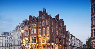 The Milestone Hotel - לונדון - בניין