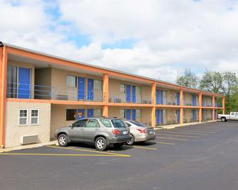 Americas Best Value Inn - Elizabethtown - Edificio