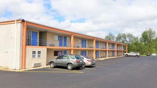 Americas Best Value Inn - Elizabethtown - Rakennus