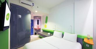 Pop! Hotel Tebet Jakarta - ג'קרטה - חדר שינה