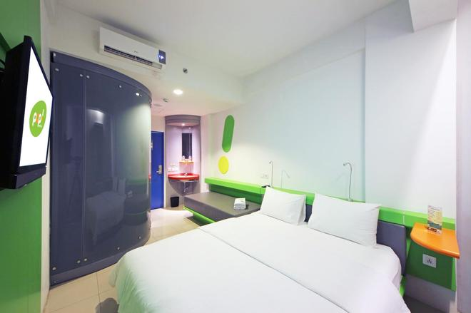 POP! Hotel Tebet Jakarta - South Jakarta - Makuuhuone