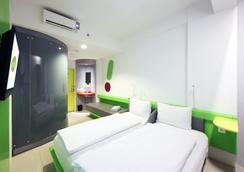 POP! Hotel Tebet Jakarta - Νότια Τζακάρτα - Κρεβατοκάμαρα