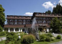 Alpenhotel Weitlanbrunn - Sillian - Edificio