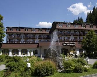 Alpenhotel Weitlanbrunn - Sillian - Building
