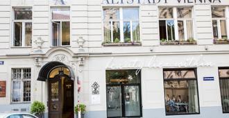 Small Luxury Hotel Altstadt Vienna - Wien - Gebäude