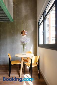 Magatzem 128 - Barcelona - Dining room