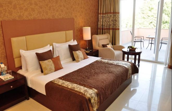 Vista Hotel - New Delhi - Makuuhuone
