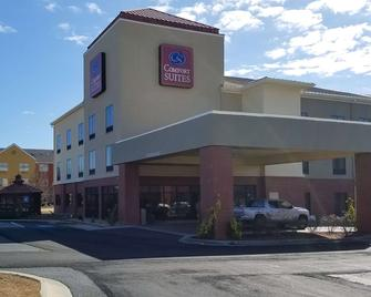 Comfort Suites - Macon - Building