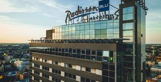 Radisson Blu Latvija Conference & Spa Hotel, Riga - Riga - Building