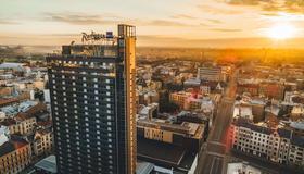 ラディソンブルー ラトヴィア カンファレンス&スパ ホテル リガ - リガ - 建物