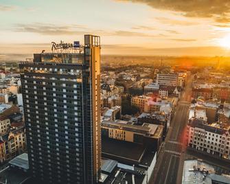 Radisson Blu Latvija Conference & Spa Hotel, Riga - Riga - Building