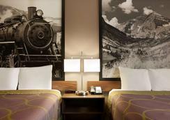 杜蘭戈速 8 酒店 - 杜朗哥 - 杜蘭戈(科羅拉多州) - 臥室