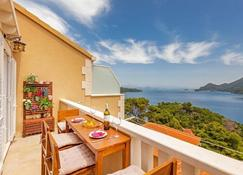 Apartments More Luxury - Sobra - Balkon