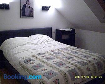 Soizic' house - Trébeurden - Bedroom