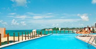 Pontalmar Praia Hotel - Natal - Piscina