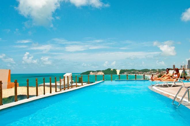 龐塔馬爾普拉亞酒店 - 納塔爾 - 納塔爾 - 游泳池