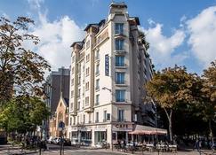 Hotel Aiglon - Paris - Gebäude