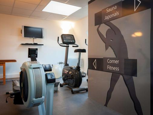 Best Western PLUS Vannes Centre Ville - Vannes - Gym
