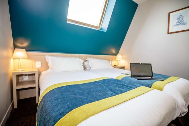貝斯特韋斯特瓦納普拉斯中央酒店 - 瓦訥 - 瓦訥 - 臥室