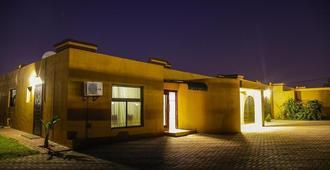 Alpha House Resort - Gaborone - Gebäude