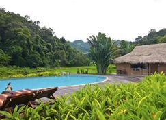 Hmong Hilltribe Lodge - Mae Rim - Pool