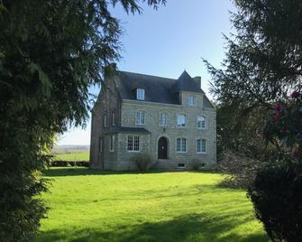 Maison Boulvern - Plomodiern - Building