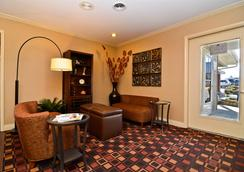 Best Western Coach House - Springfield - Σαλόνι ξενοδοχείου