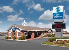 Best Western Coach House - Springfield - Building