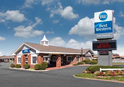Best Western Coach House - Springfield - Κτίριο