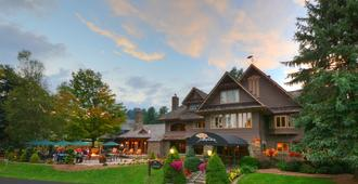 The Lodge At Chetola Resort - Blowing Rock - Building