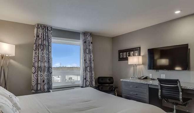 Home Inn & Suites Saskatoon South - Saskatoon - Camera da letto