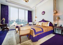 فندق سرايا الكورنيش - الدوحة - غرفة نوم