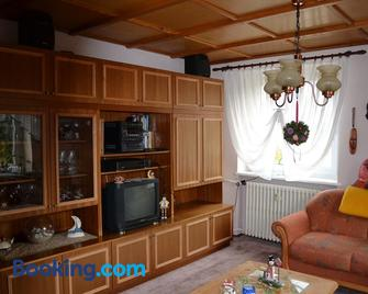 Haus 'Tabor' - Bad Schlema - Living room