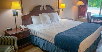 Motel 6 Morgantown WV - Morgantown - Bedroom