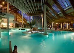 Thermae 2000 Hotel - Valkenburg aan de Geul - Piscina
