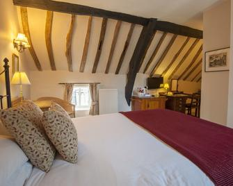 Corinium Hotel & Restaurant - Cirencester - Bedroom
