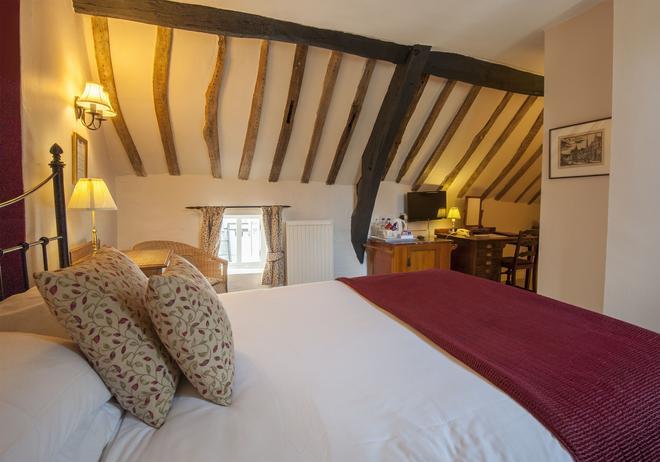 Corinium Hotel & Restaurant - Cirencester - Bedroom
