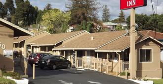 Laurel Inn - Oakland - Edificio